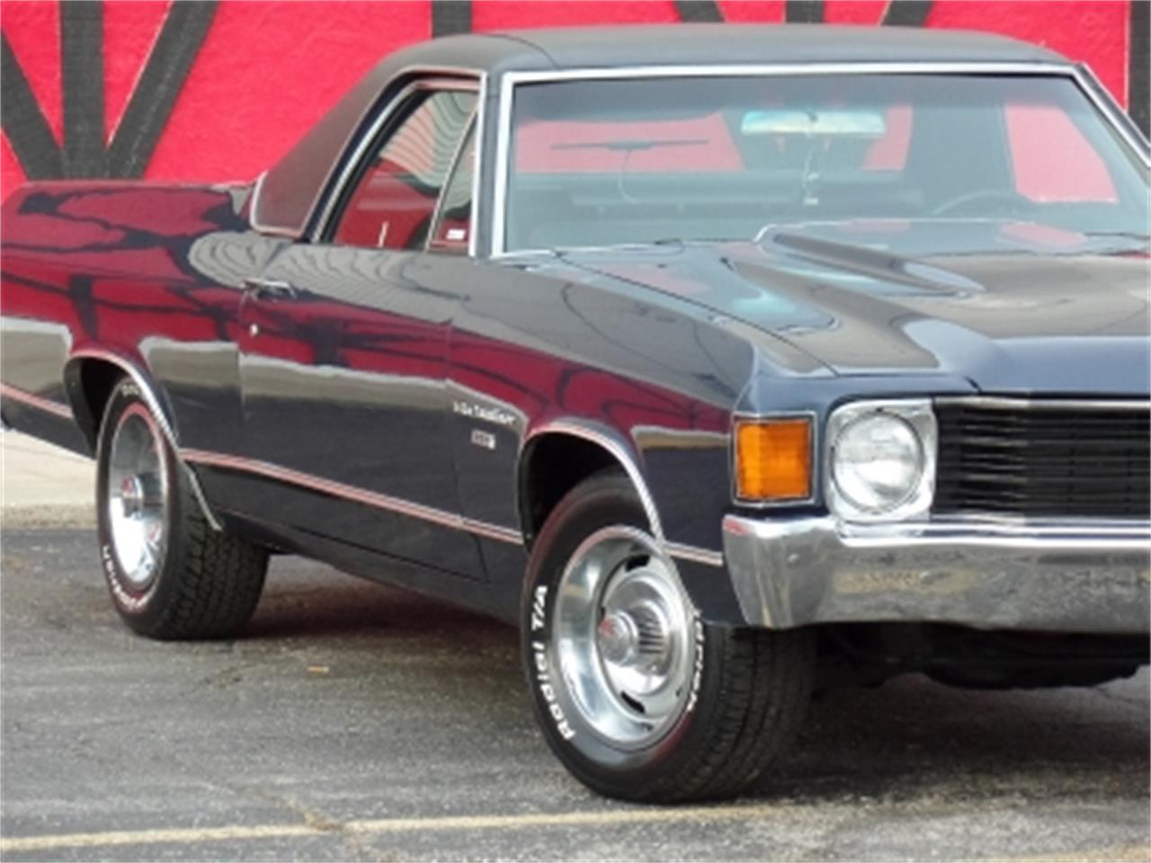Large Picture of '72 El Camino - LTCO