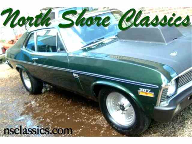 Picture of Classic 1970 Nova - $19,500.00 Offered by North Shore Classics - LTCS