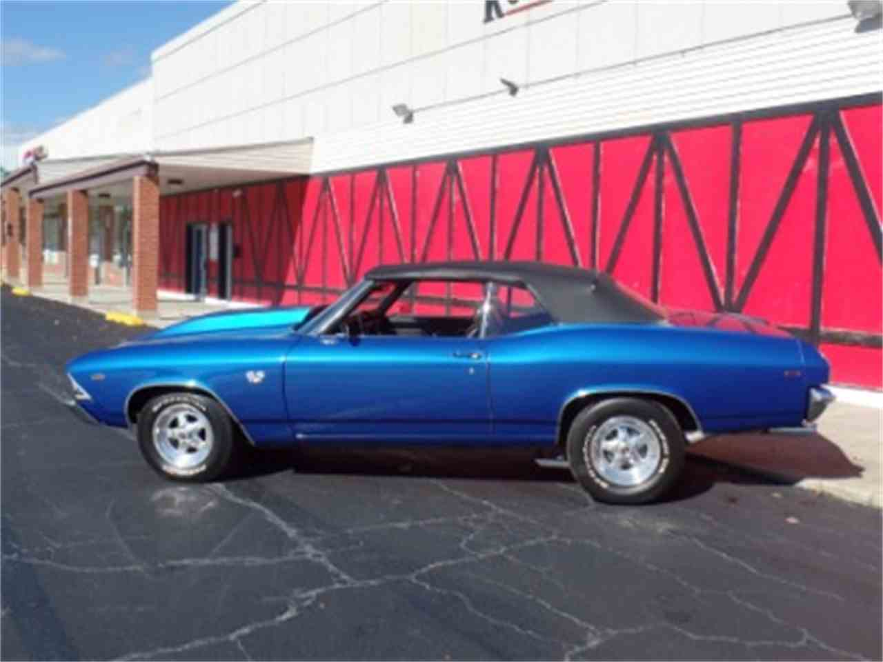 Large Picture of '69 Chevelle - LTCU