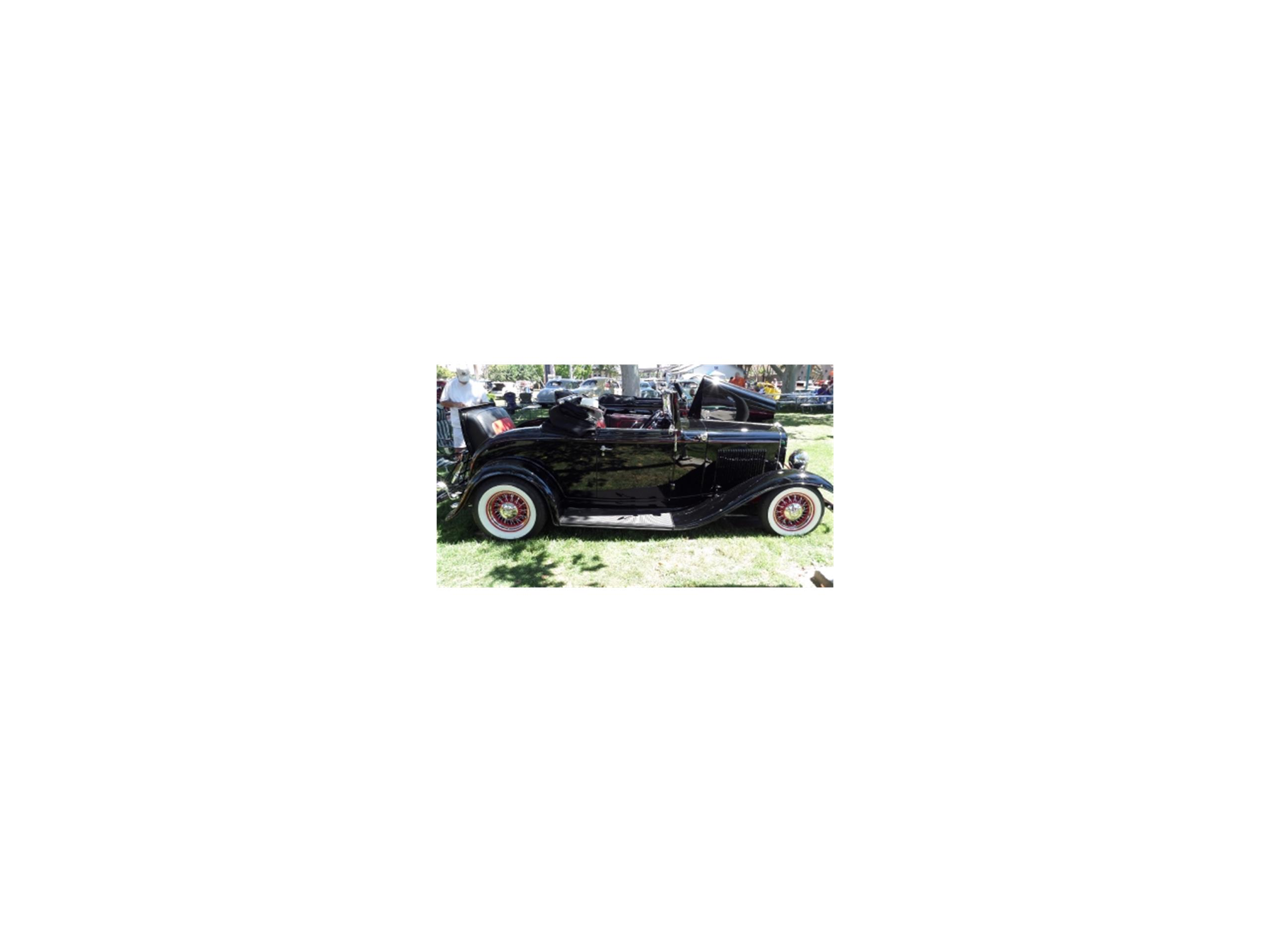 Large Picture of '32 Cabriolet - LTCW