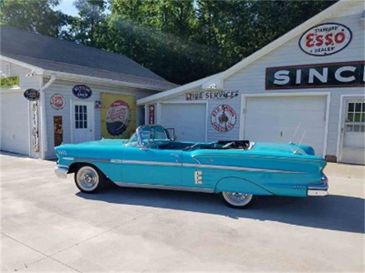 Large Picture of '58 Impala - LTCZ