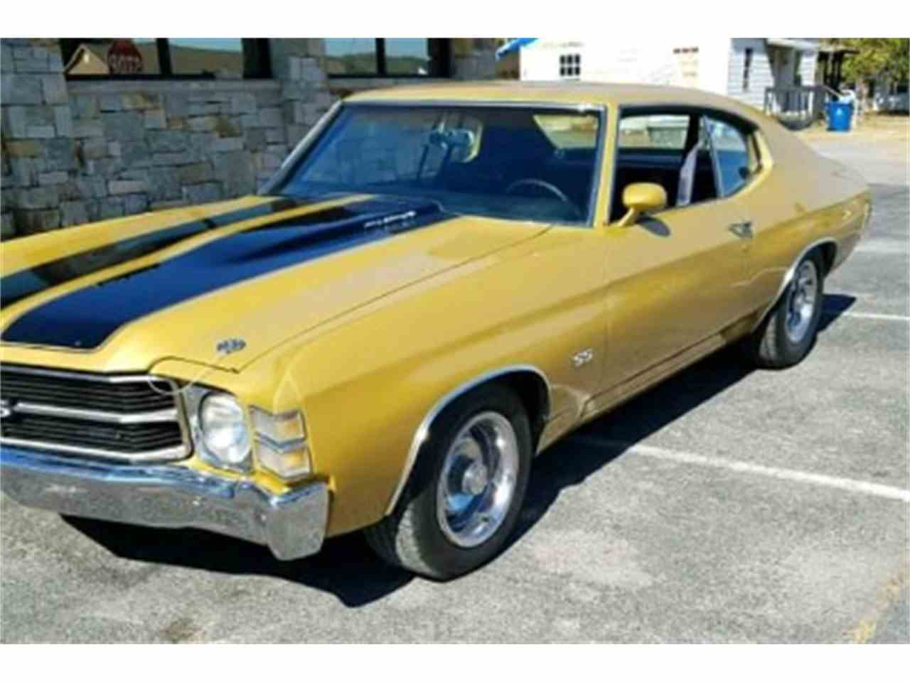 Large Picture of '71 Chevelle - LTD6