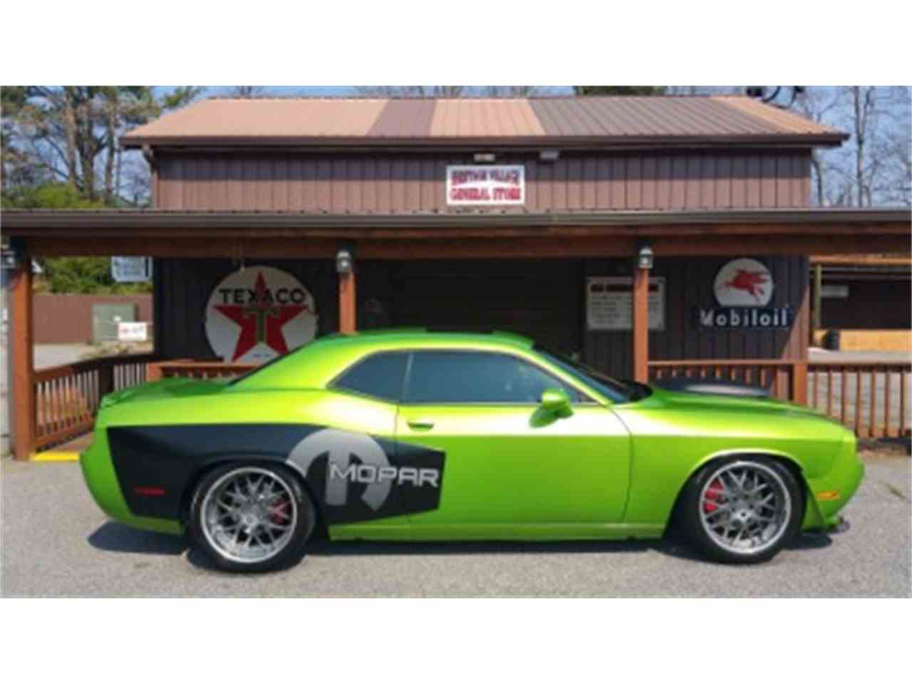 Large Picture of '11 Challenger - LTD9