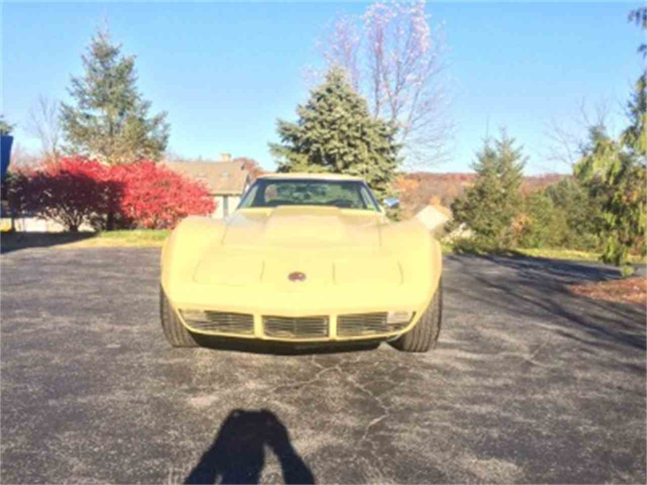 Large Picture of 1974 Corvette located in Illinois - $22,500.00 Offered by North Shore Classics - LTDC