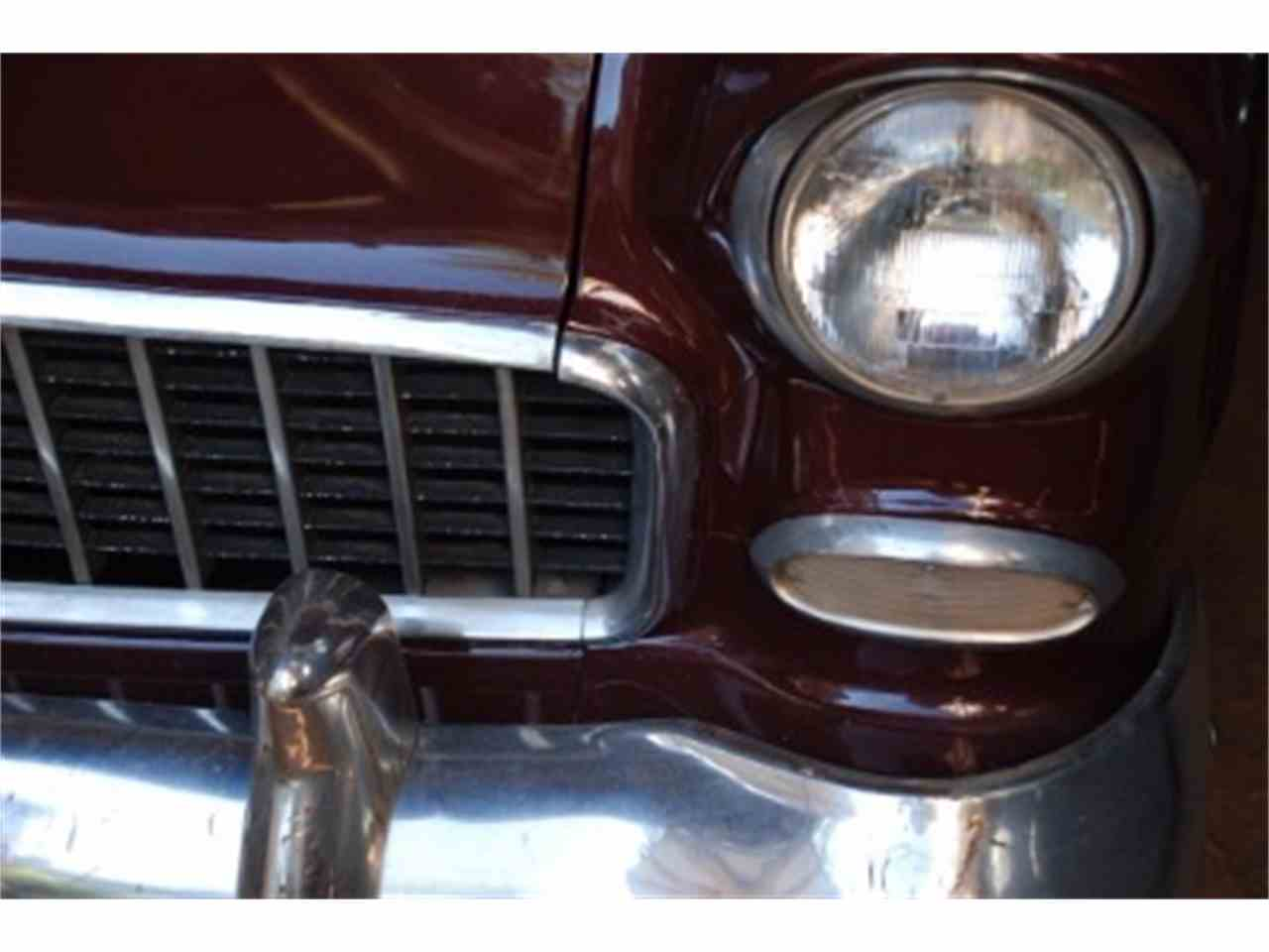 Large Picture of '55 Station Wagon - LTDK