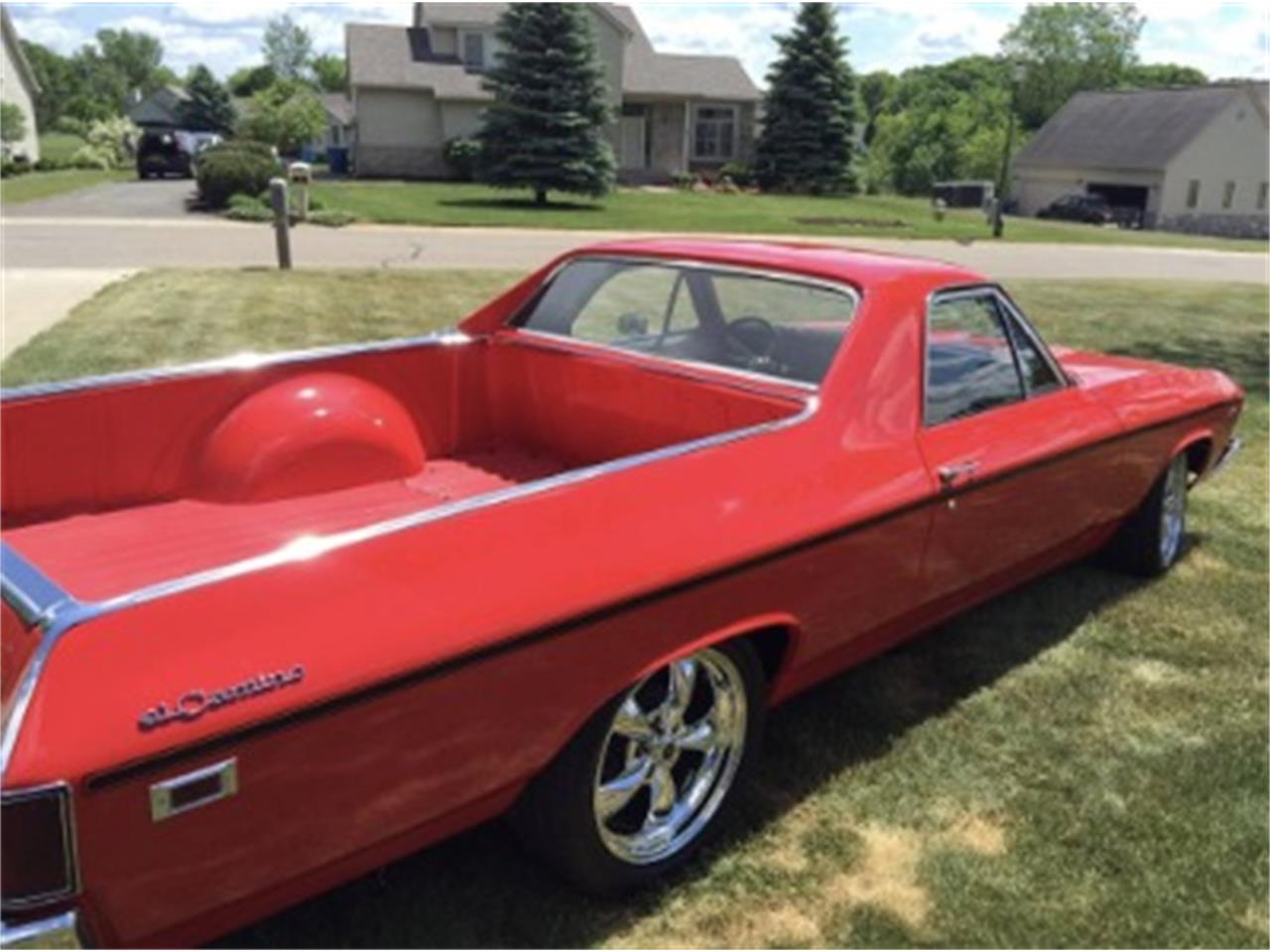 Large Picture of '69 El Camino - LTDS