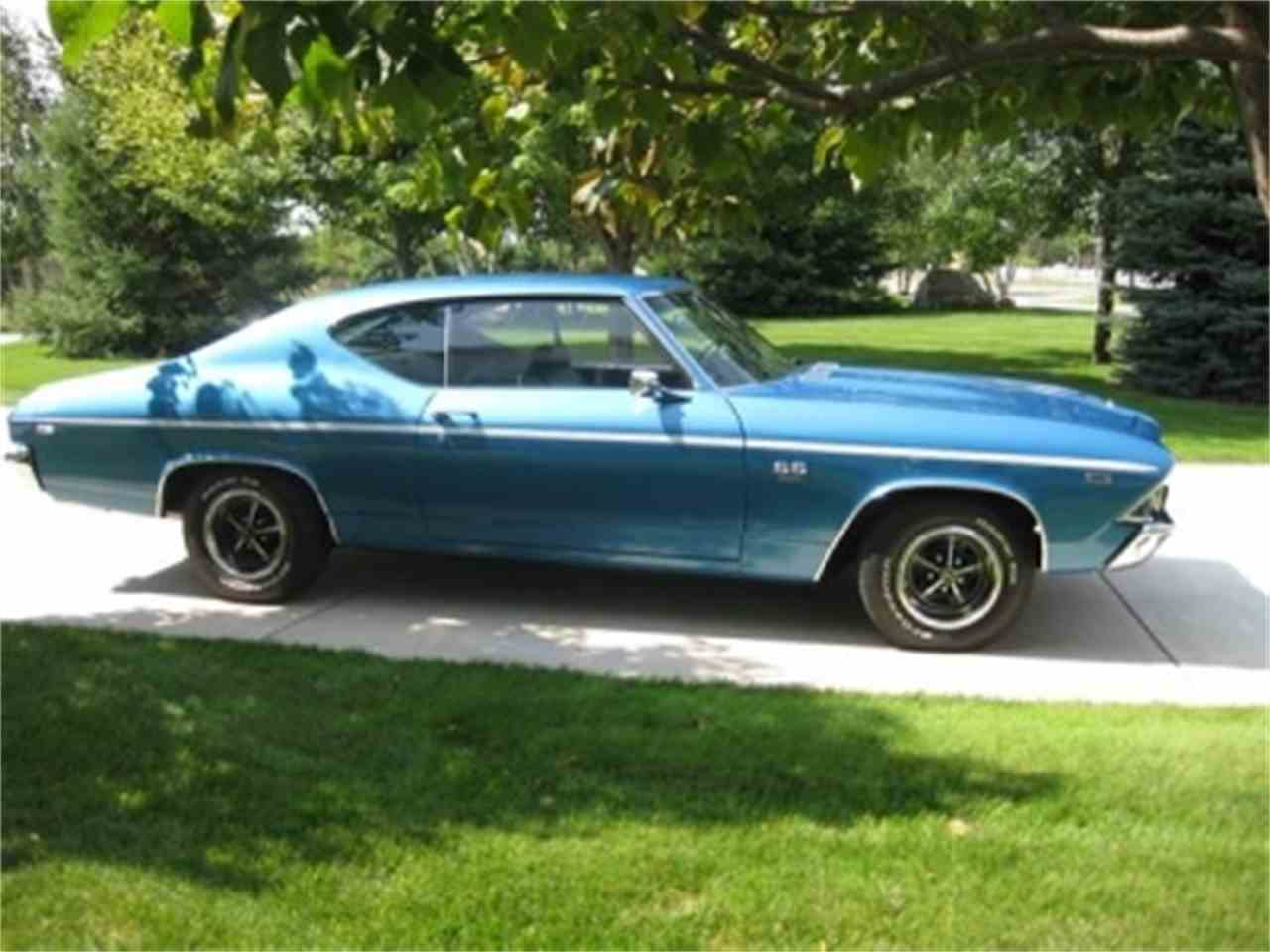 Large Picture of '69 Chevelle - LTDT