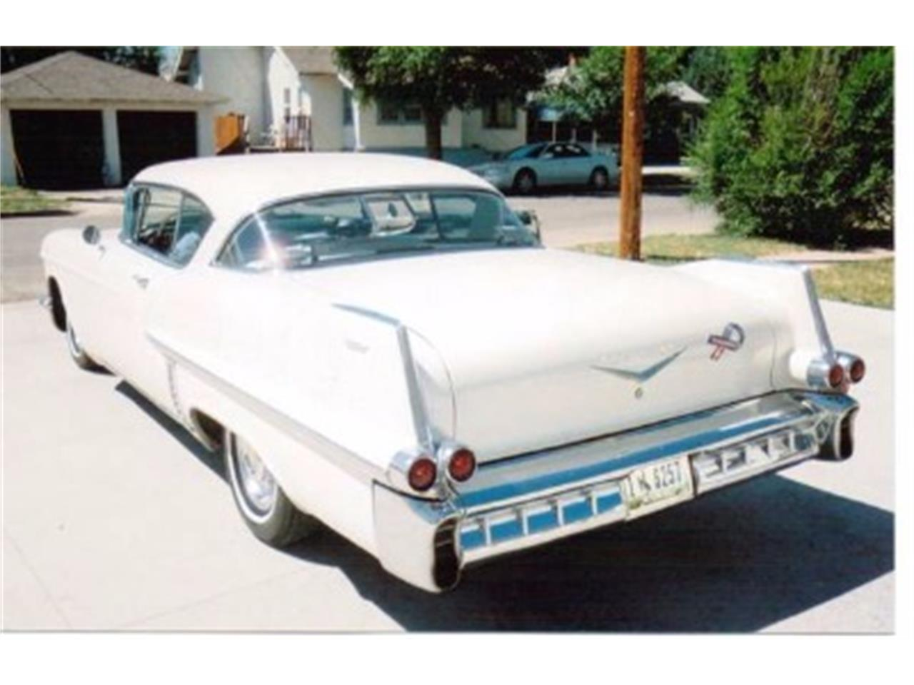 Large Picture of '57 Coupe DeVille - LTDY