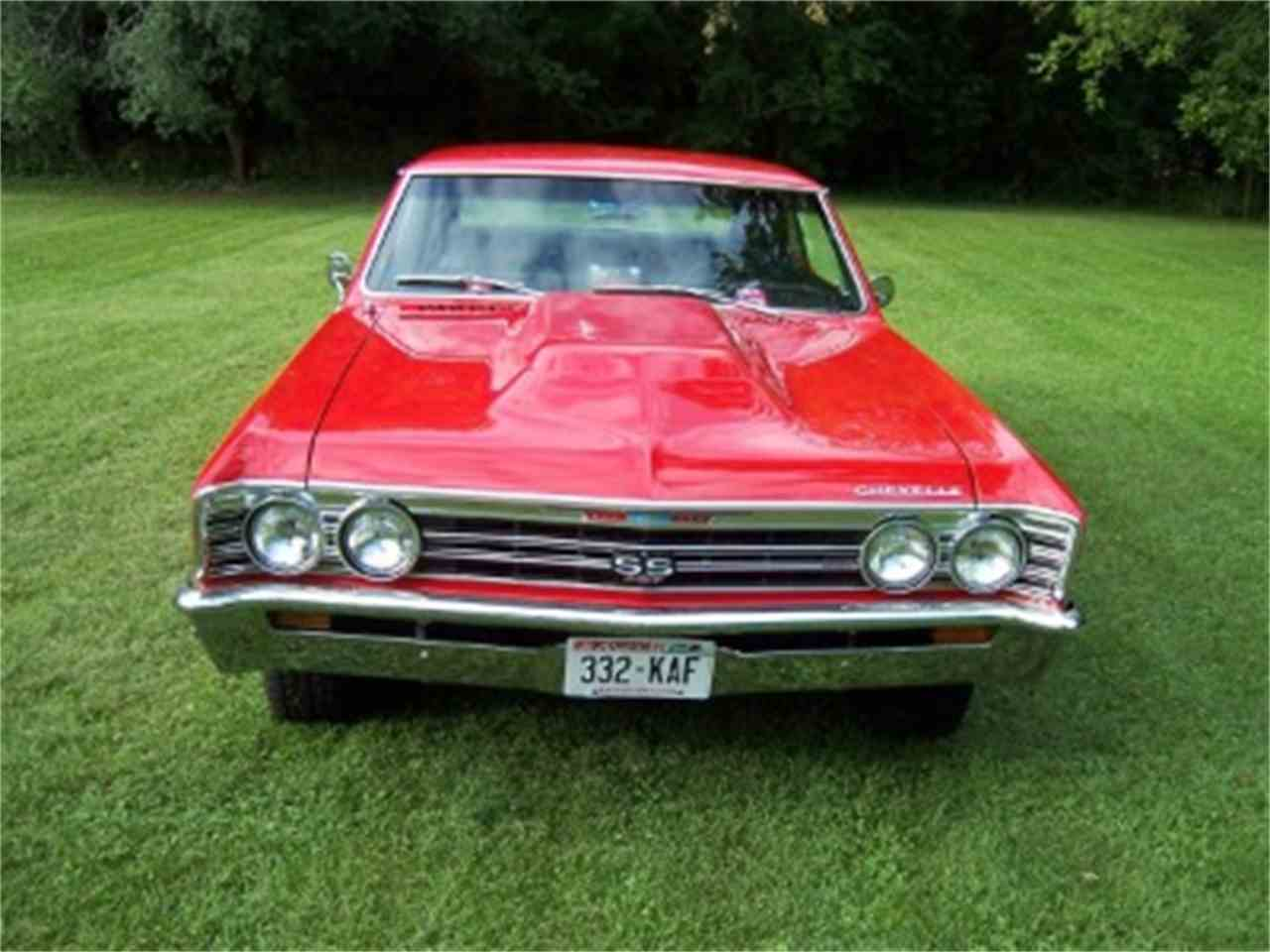 Large Picture of '67 Chevelle - LTE2