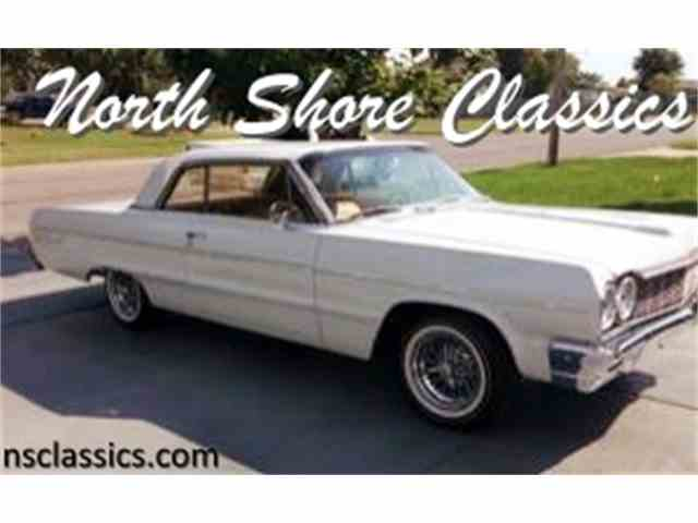 Picture of '64 Chevrolet Impala - $29,995.00 - LTE5