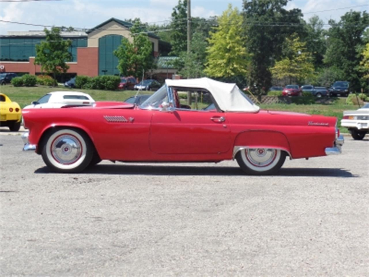 Large Picture of '55 Thunderbird - LTE7