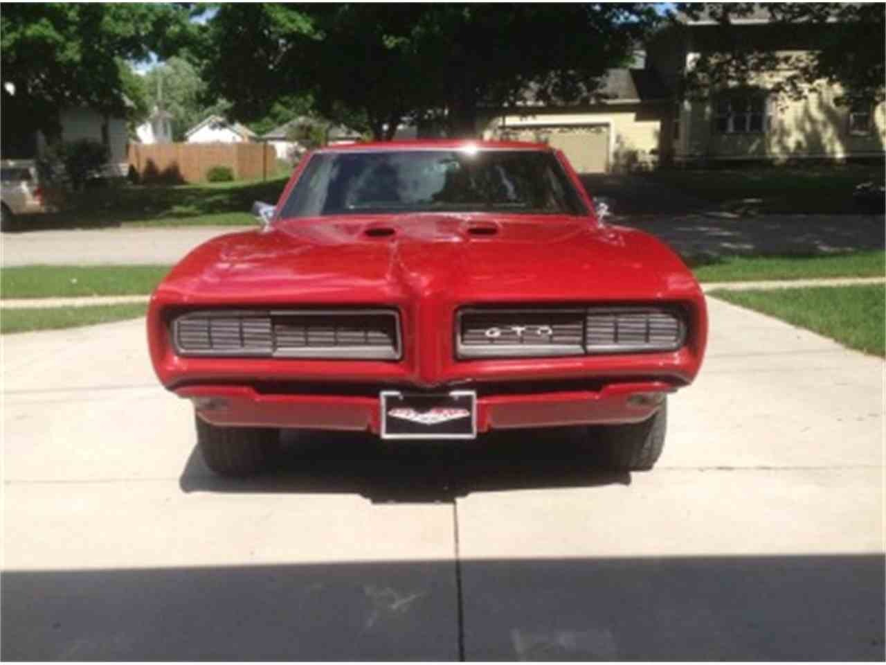 Large Picture of '68 GTO - LTEI