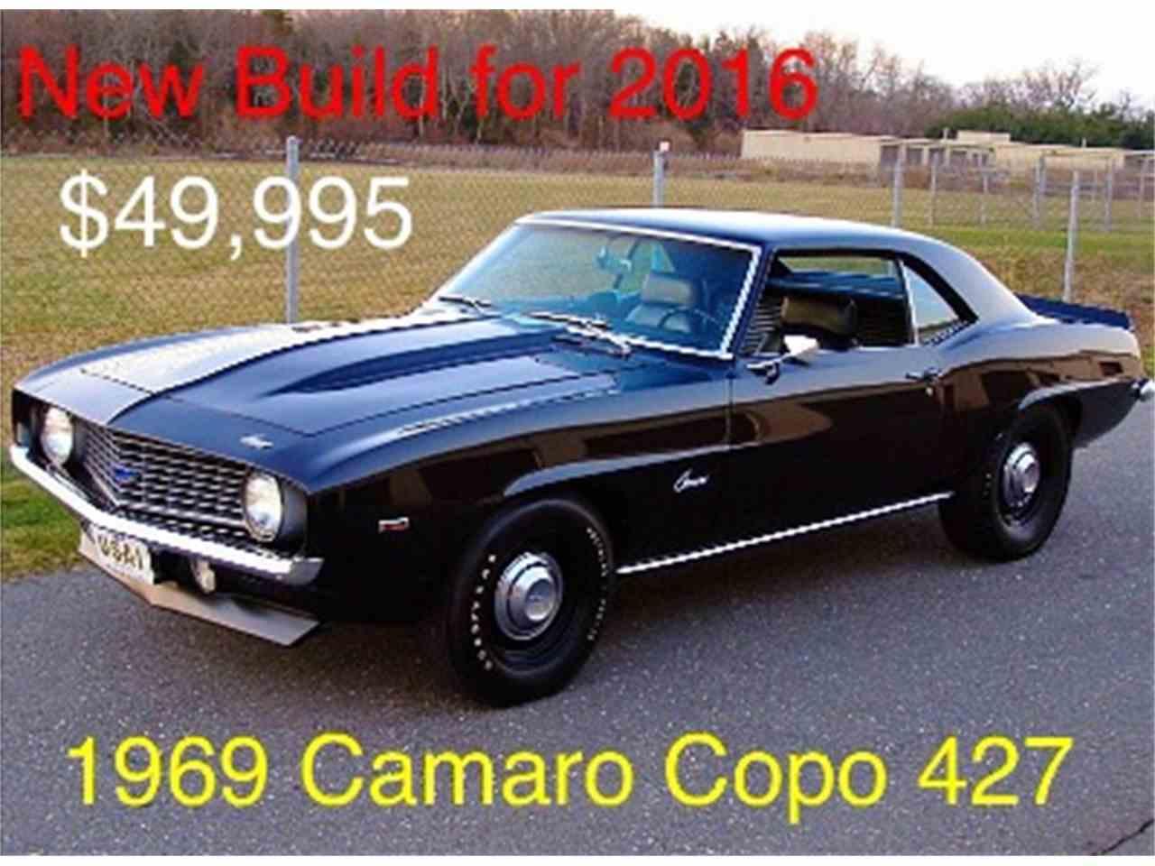 Large Picture of '69 Camaro - LTEN