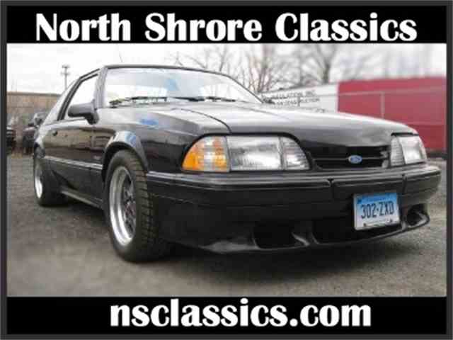 Picture of '89 Mustang - LTEP