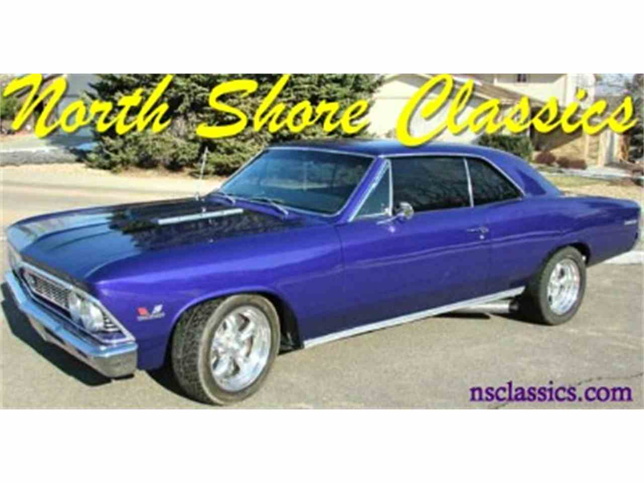 Large Picture of '66 Chevelle - LTER