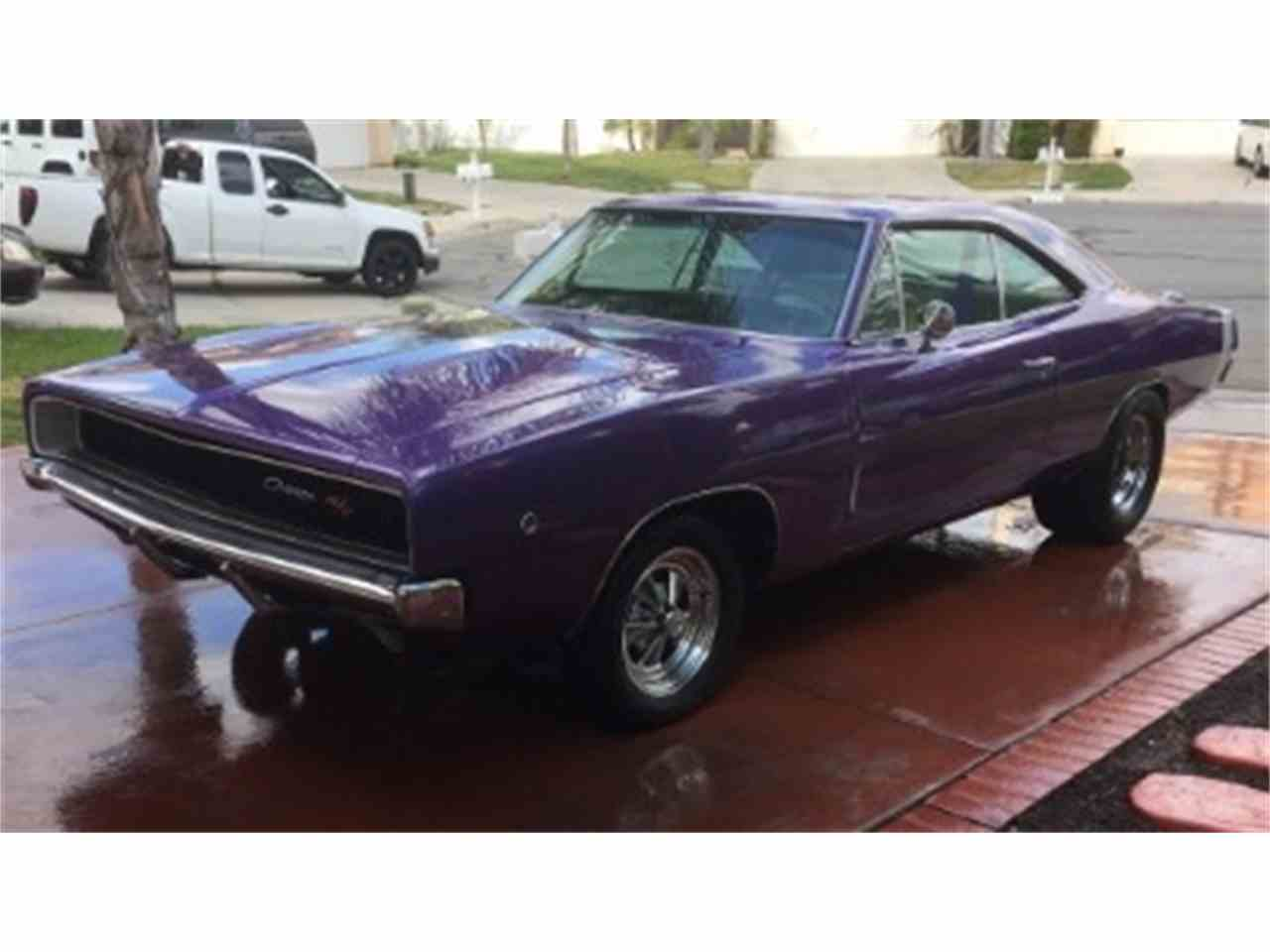 Large Picture of '68 Charger - LTF3