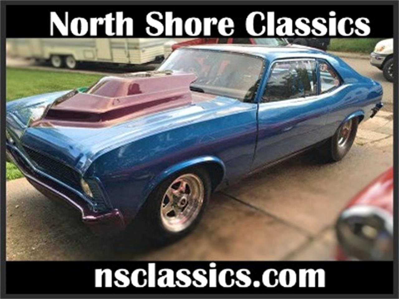 Large Picture of 1971 Chevrolet Nova Offered by North Shore Classics - LTF9