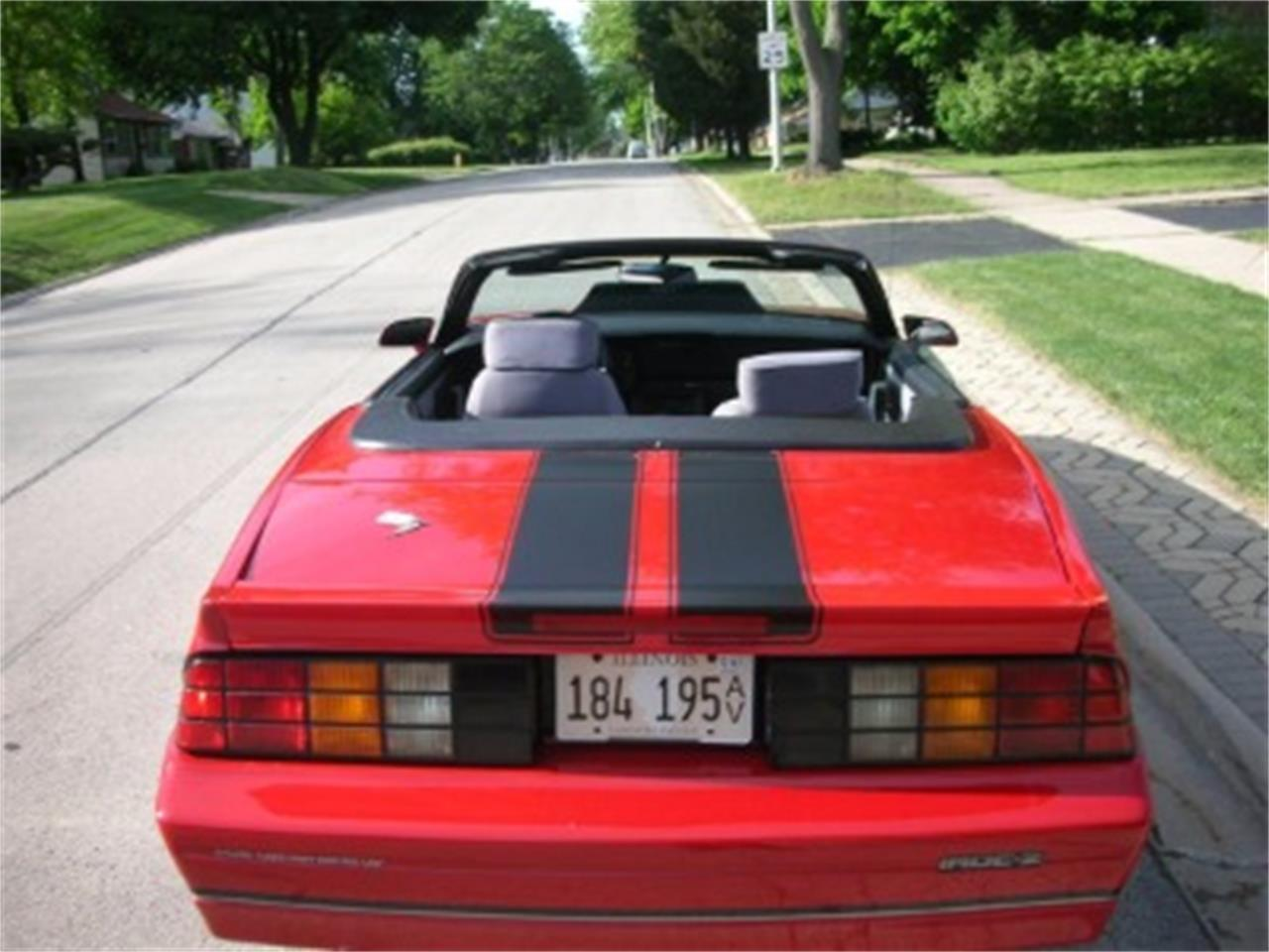 Large Picture of '88 Camaro - LTFE