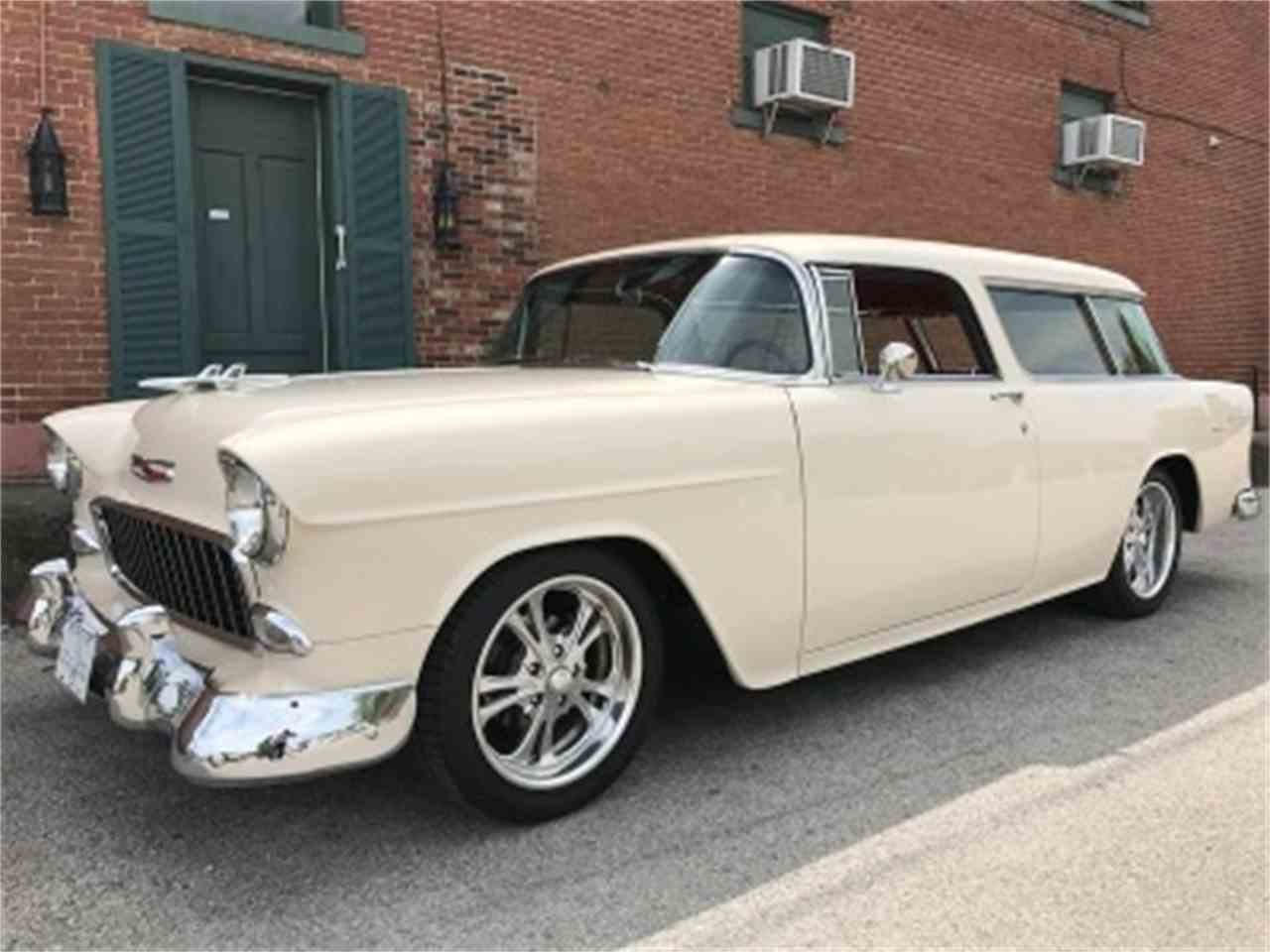 Large Picture of '55 Nomad - LTFF