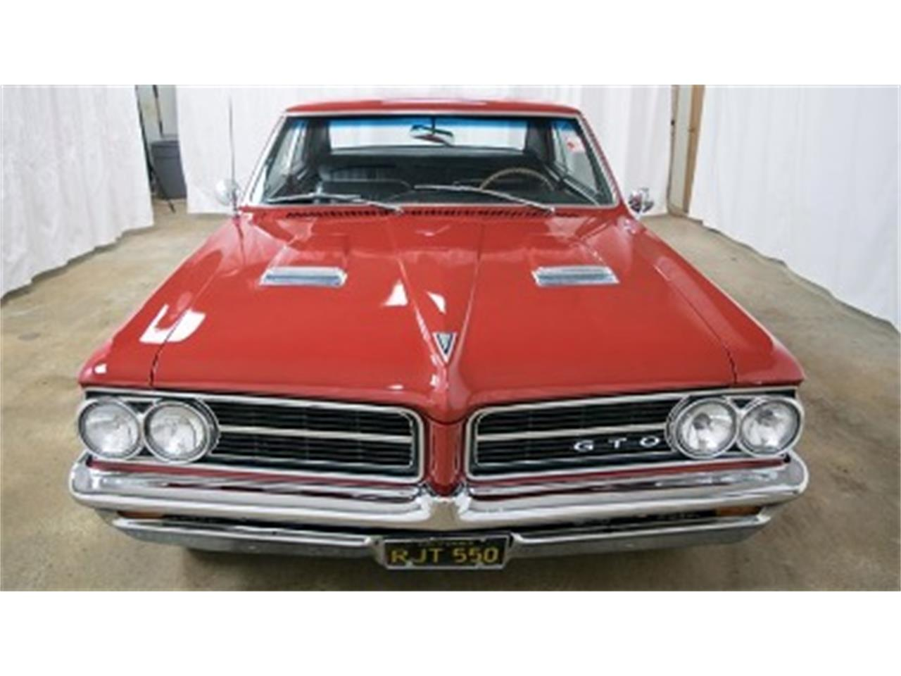 Large Picture of '64 GTO - LTFM