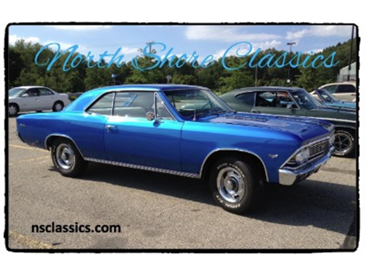 Large Picture of '66 Chevelle - LTFP