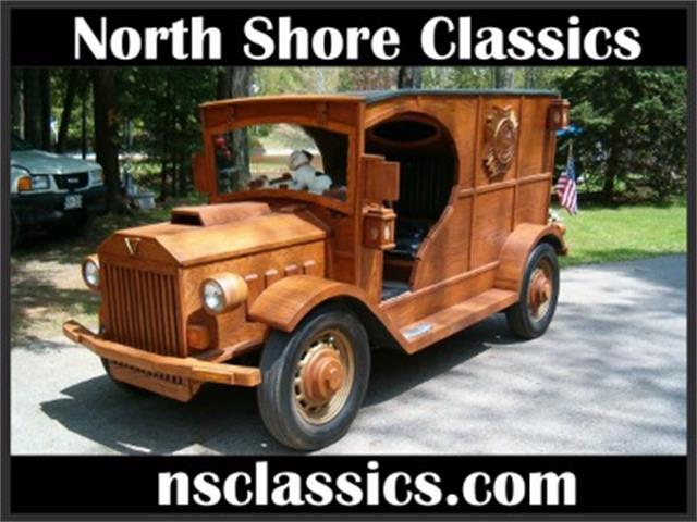 1936 Ford Woody Wagon