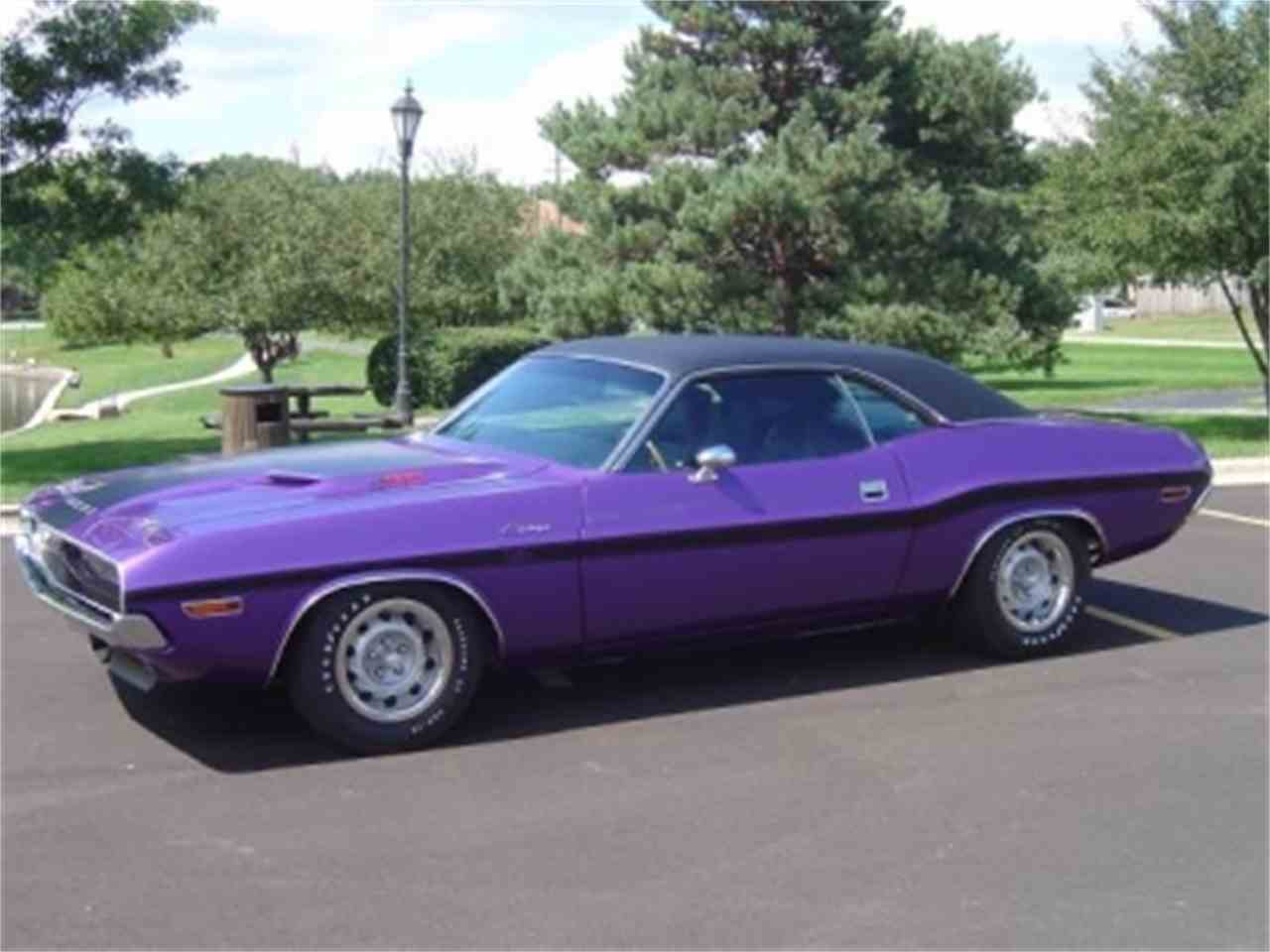 Large Picture of '70 Challenger - LTFX