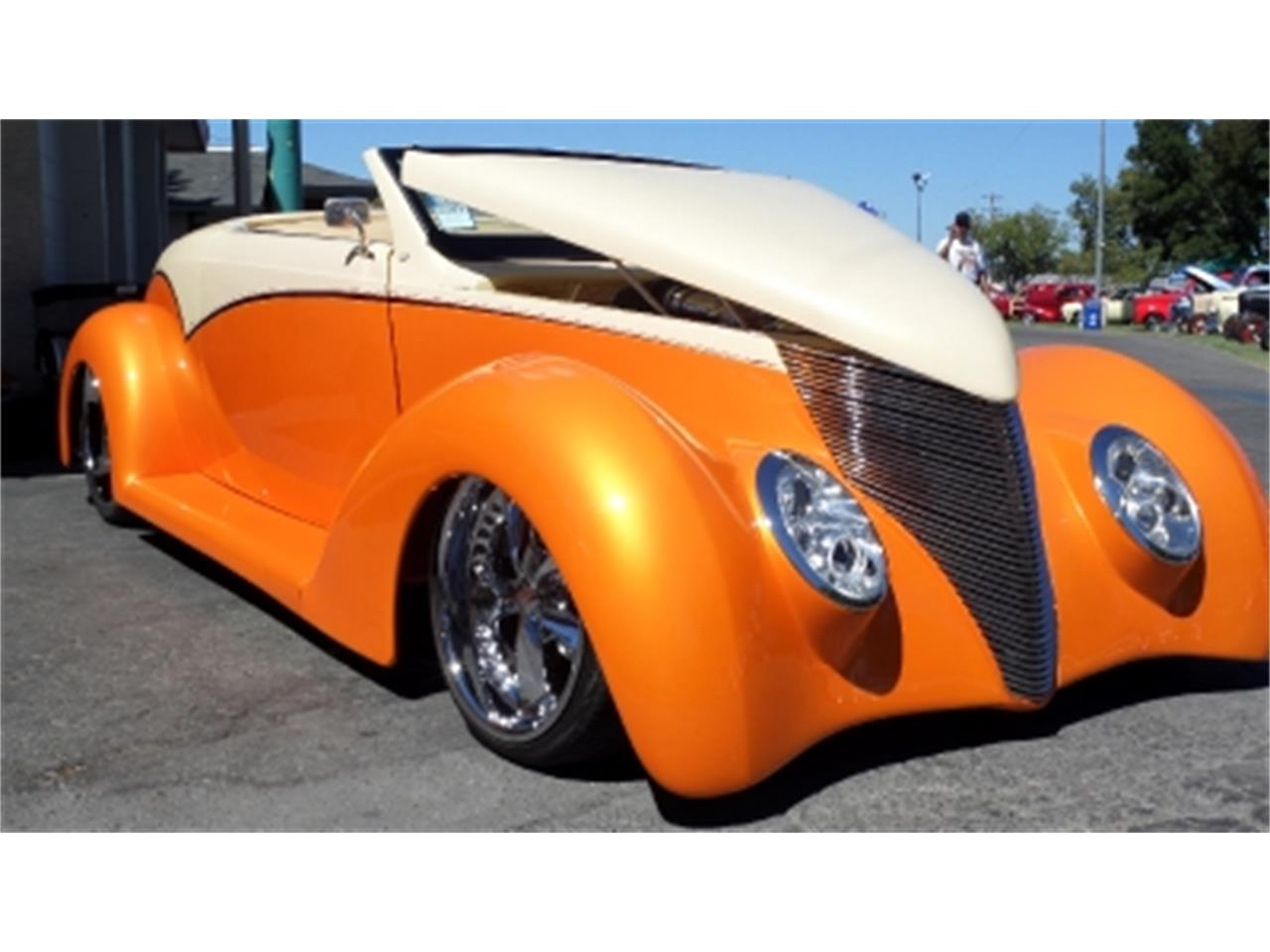 Large Picture of '37 Cabriolet - LTFY