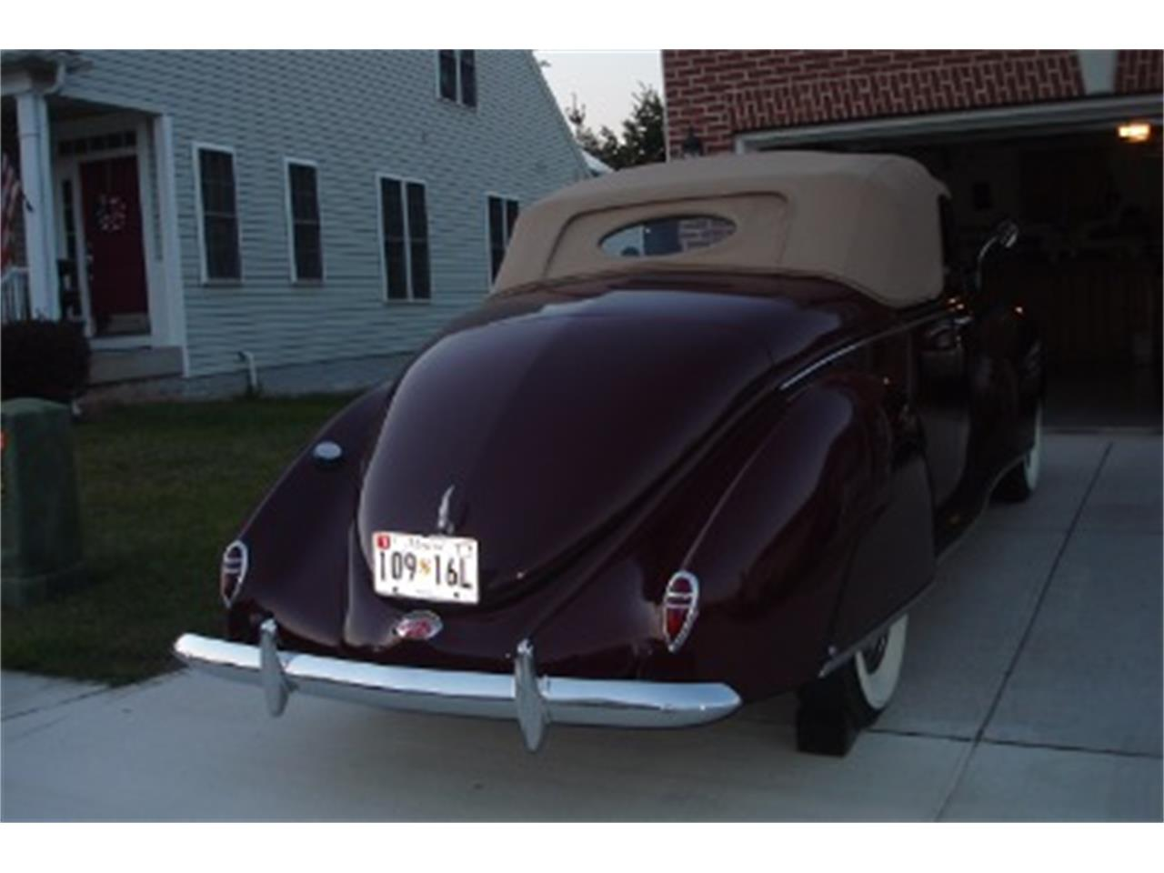 Large Picture of '38 Zephyr - LTG1