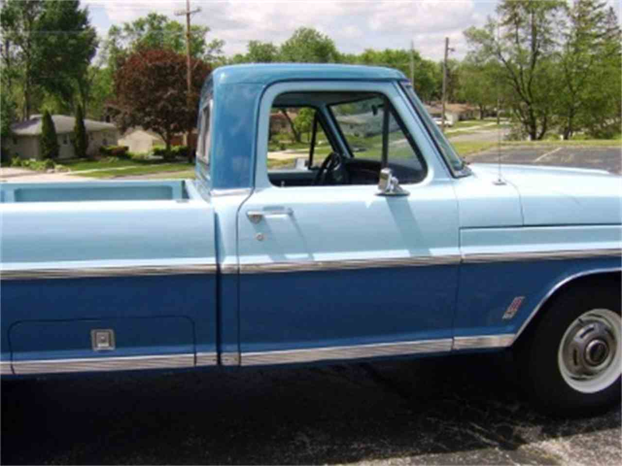 Large Picture of '72 F250 - LTG6
