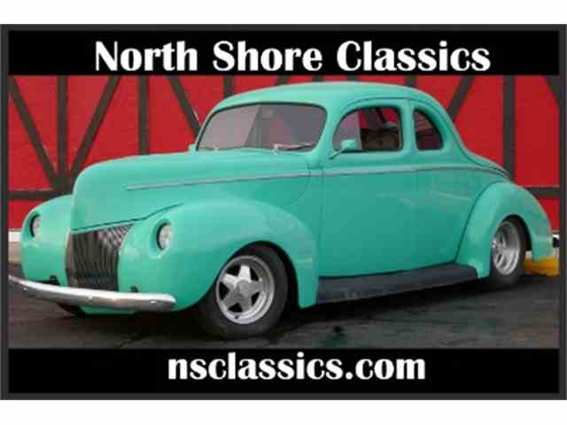 Picture of Classic '40 Ford Coupe located in Illinois - $37,500.00 - LTGG