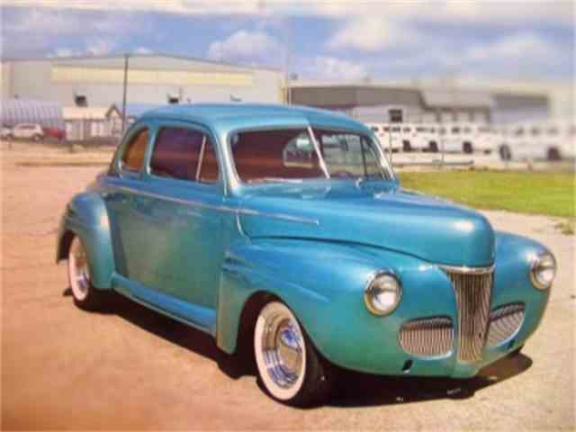 Picture of 1941 Ford Coupe - LTGJ