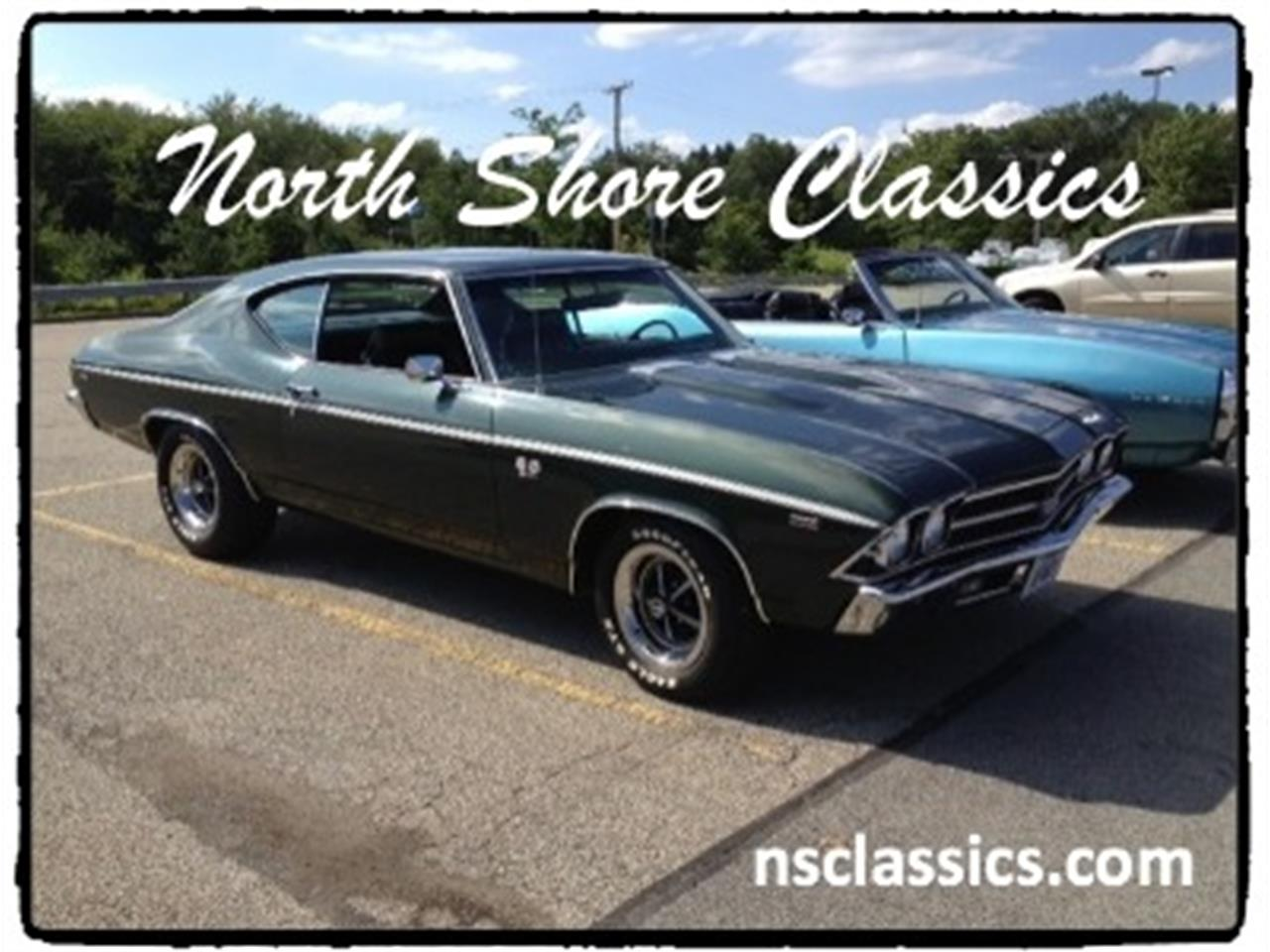 Large Picture of Classic '69 Chevelle Offered by North Shore Classics - LTGK