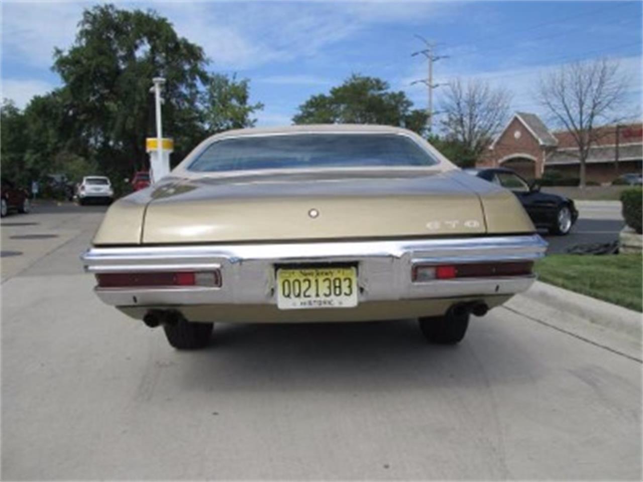 Large Picture of '70 GTO - LTGM