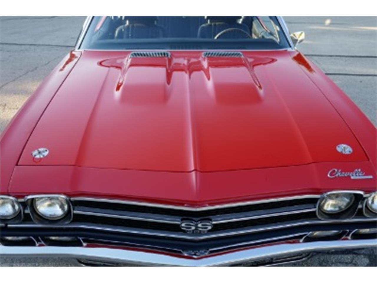 Large Picture of '69 Chevelle - LTGQ