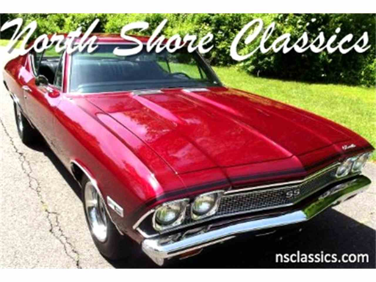 Large Picture of '68 Chevrolet Chevelle Offered by North Shore Classics - LTGW