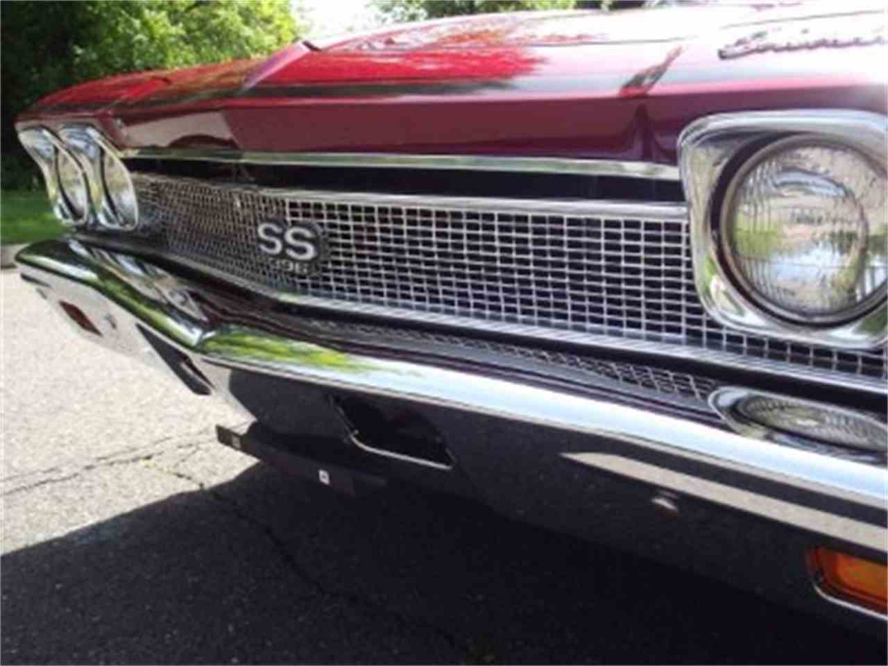 Large Picture of Classic 1968 Chevelle Offered by North Shore Classics - LTGW