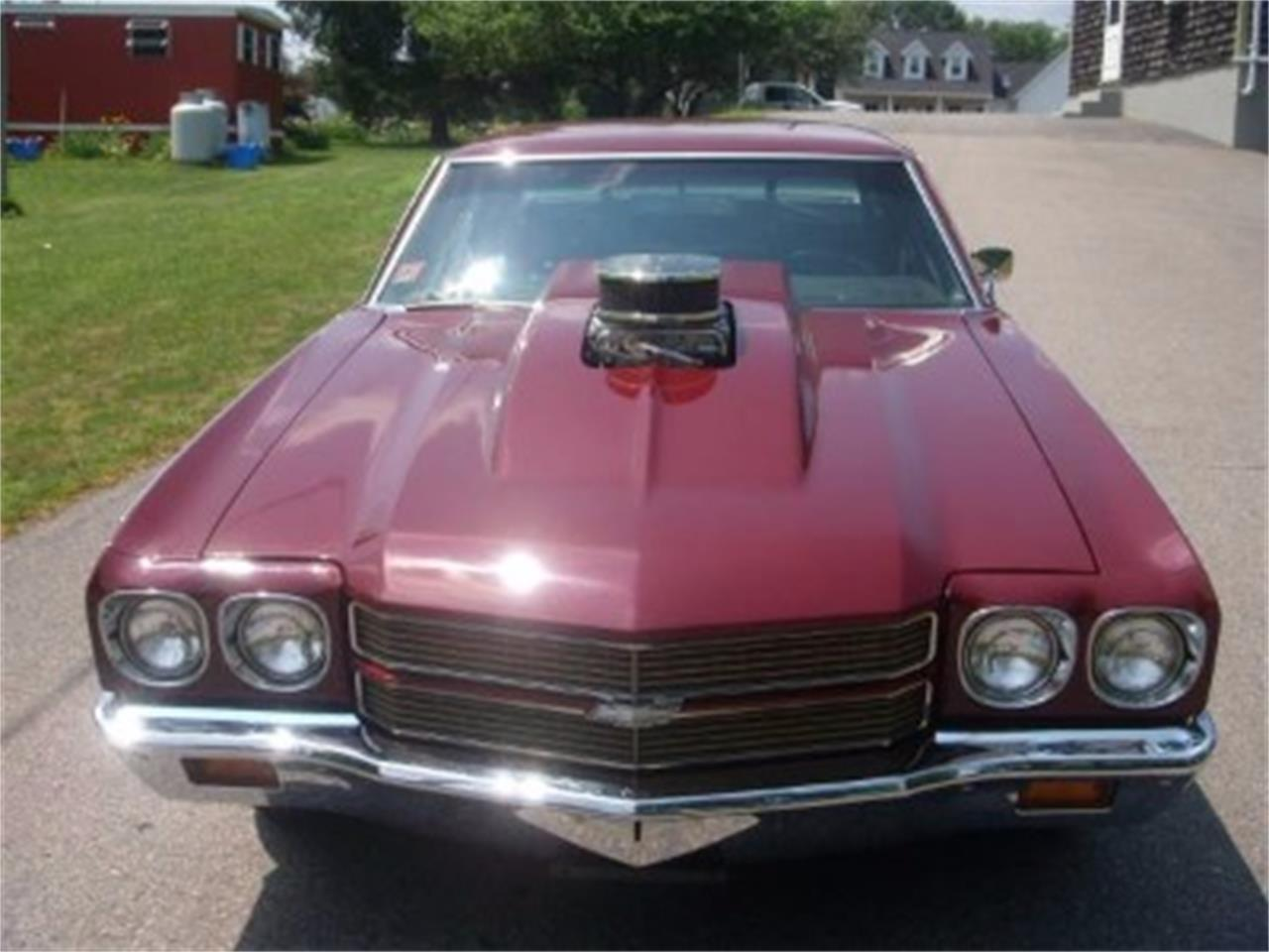 Large Picture of Classic 1970 Chevelle located in Illinois - $49,995.00 Offered by North Shore Classics - LTGY