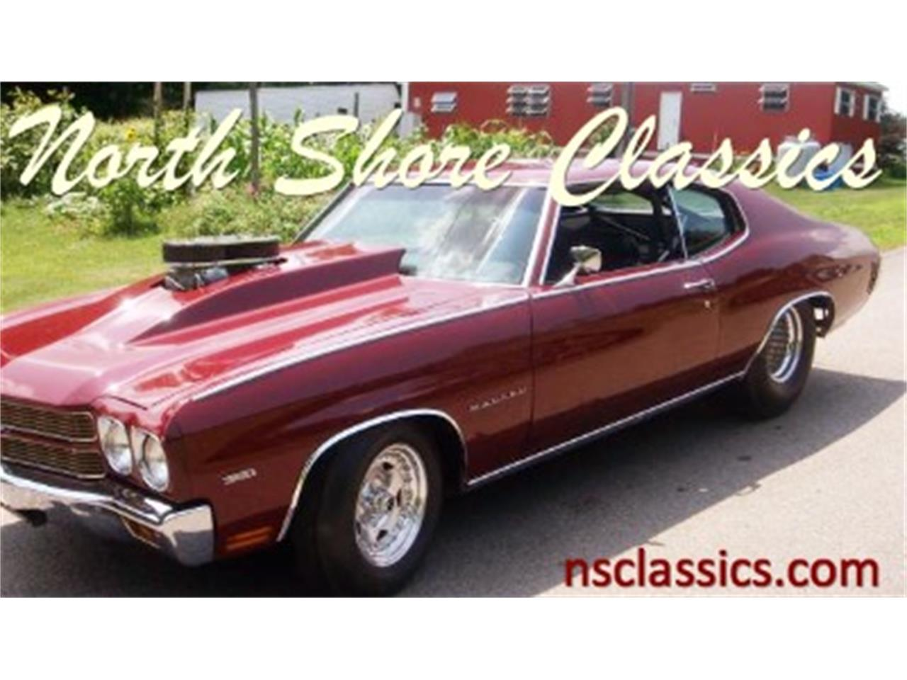 Large Picture of Classic 1970 Chevelle located in Illinois - LTGY