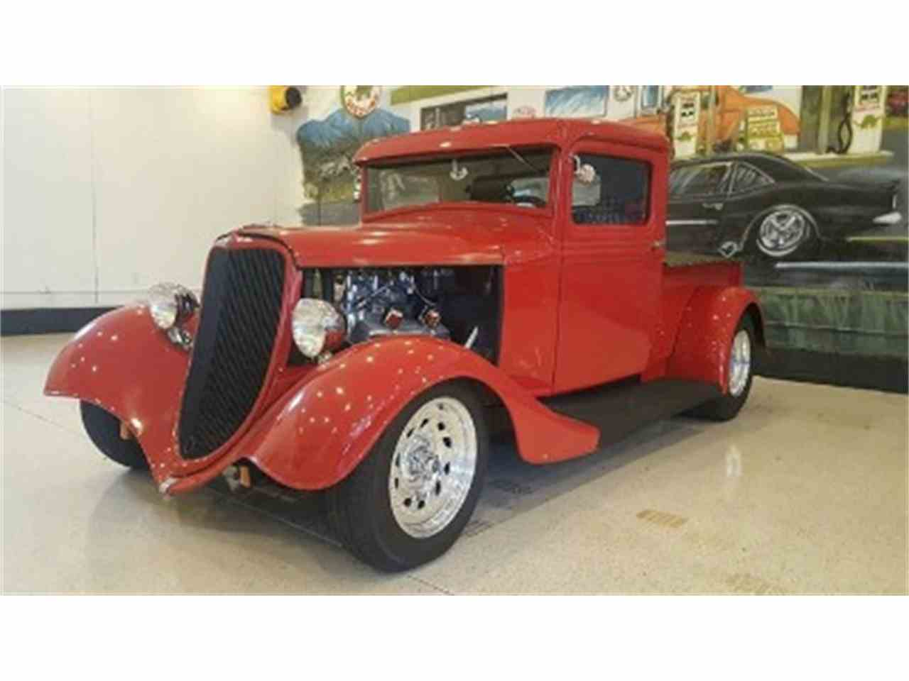 Large Picture of '34 Pickup - LTH2