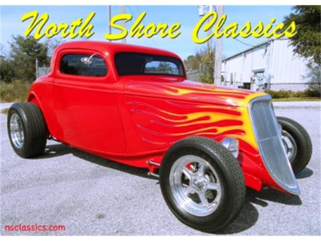 Picture of 1933 Ford Street Rod located in Mundelein Illinois - LTHG