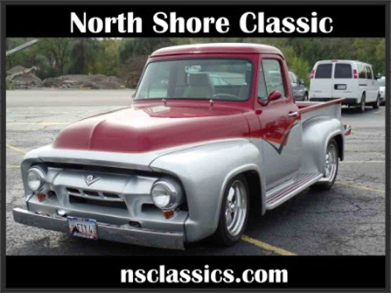 Large Picture of 1954 Ford F100 - $54,995.00 Offered by North Shore Classics - LTHH