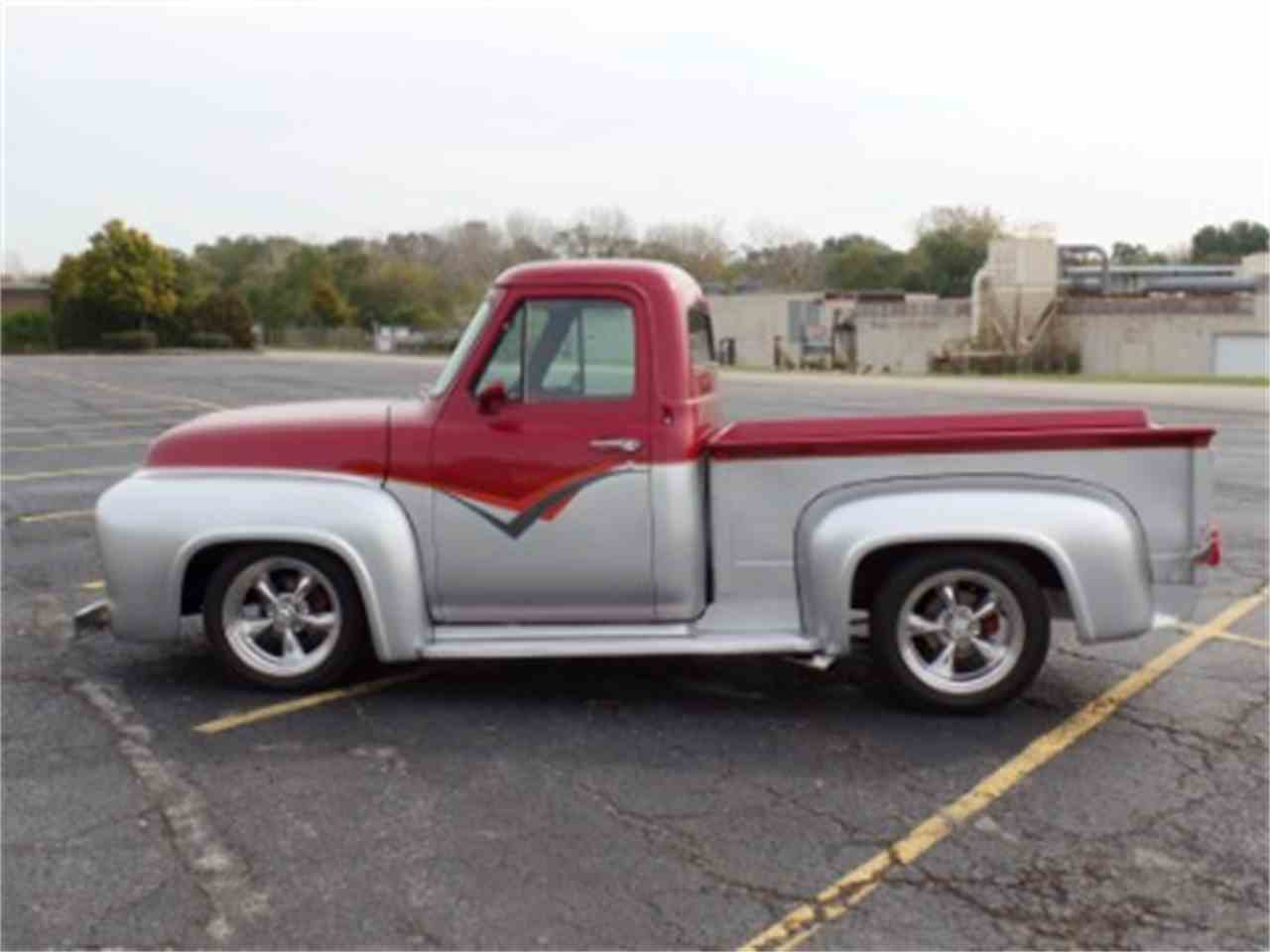 Large Picture of '54 F100 located in Palatine Illinois Offered by North Shore Classics - LTHH