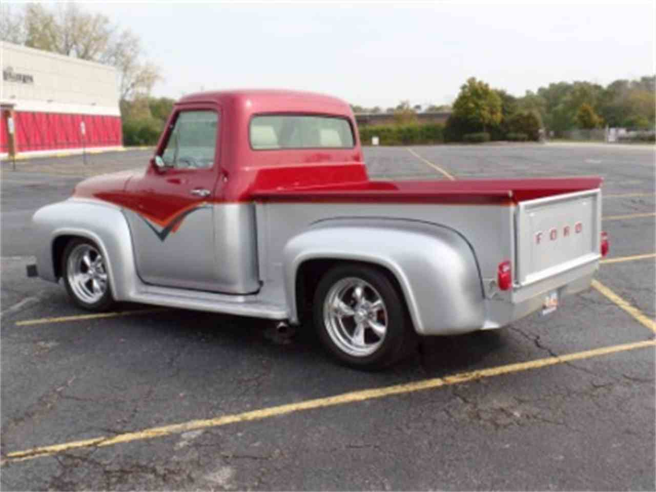 Large Picture of '54 Ford F100 Offered by North Shore Classics - LTHH