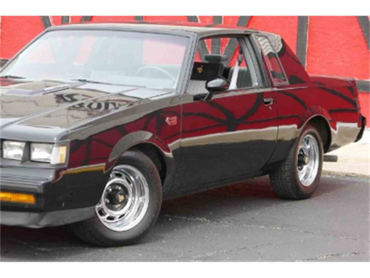 Large Picture of '86 Grand National - LTHM