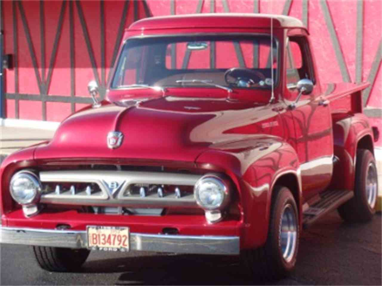 Large Picture of '53 F100 - LTHQ