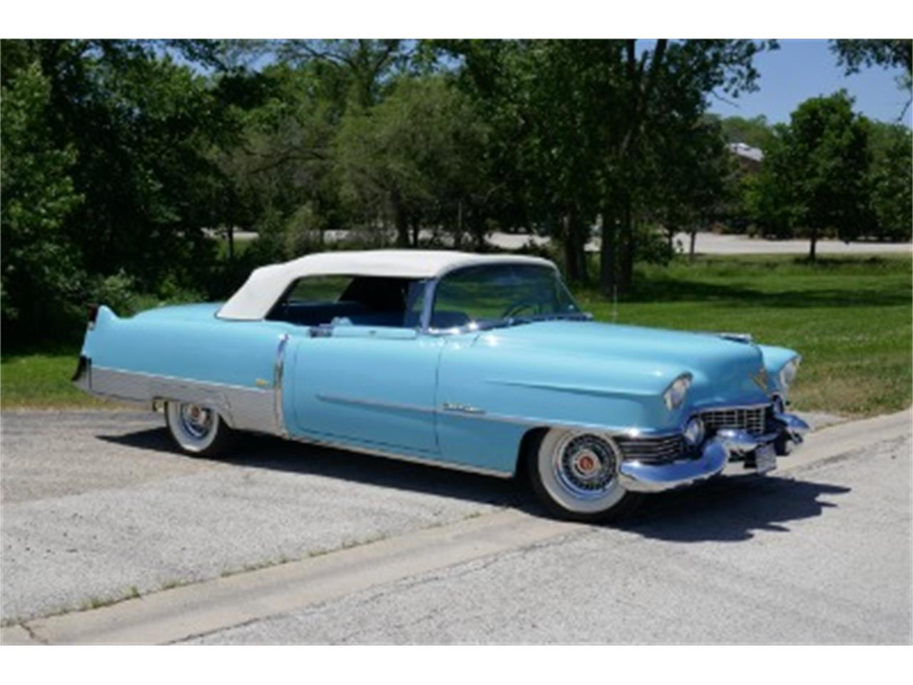 Large Picture of 1954 Cadillac Eldorado Offered by North Shore Classics - LTHV