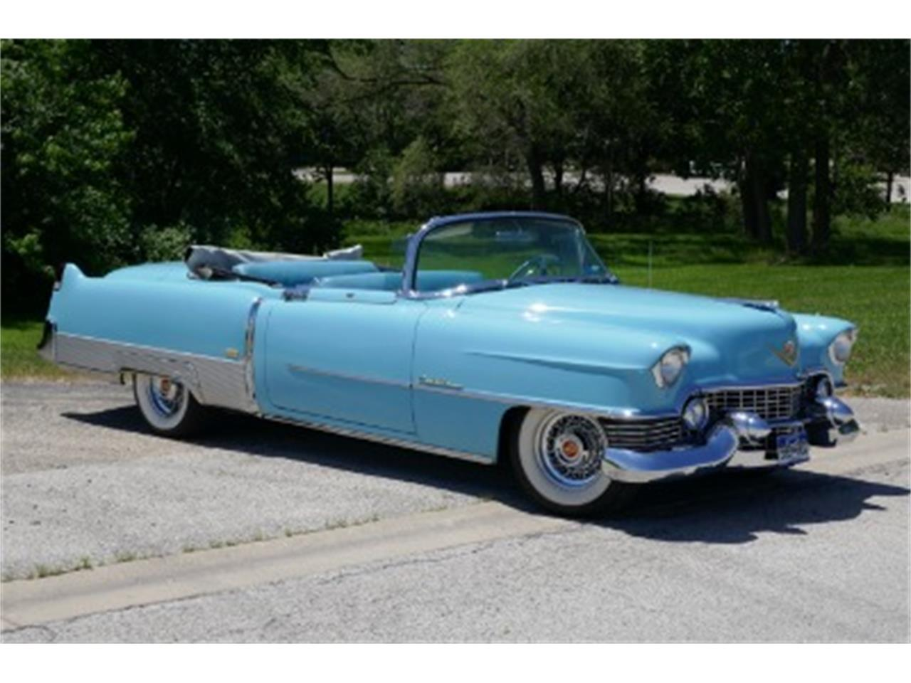 Large Picture of 1954 Cadillac Eldorado located in Illinois - LTHV