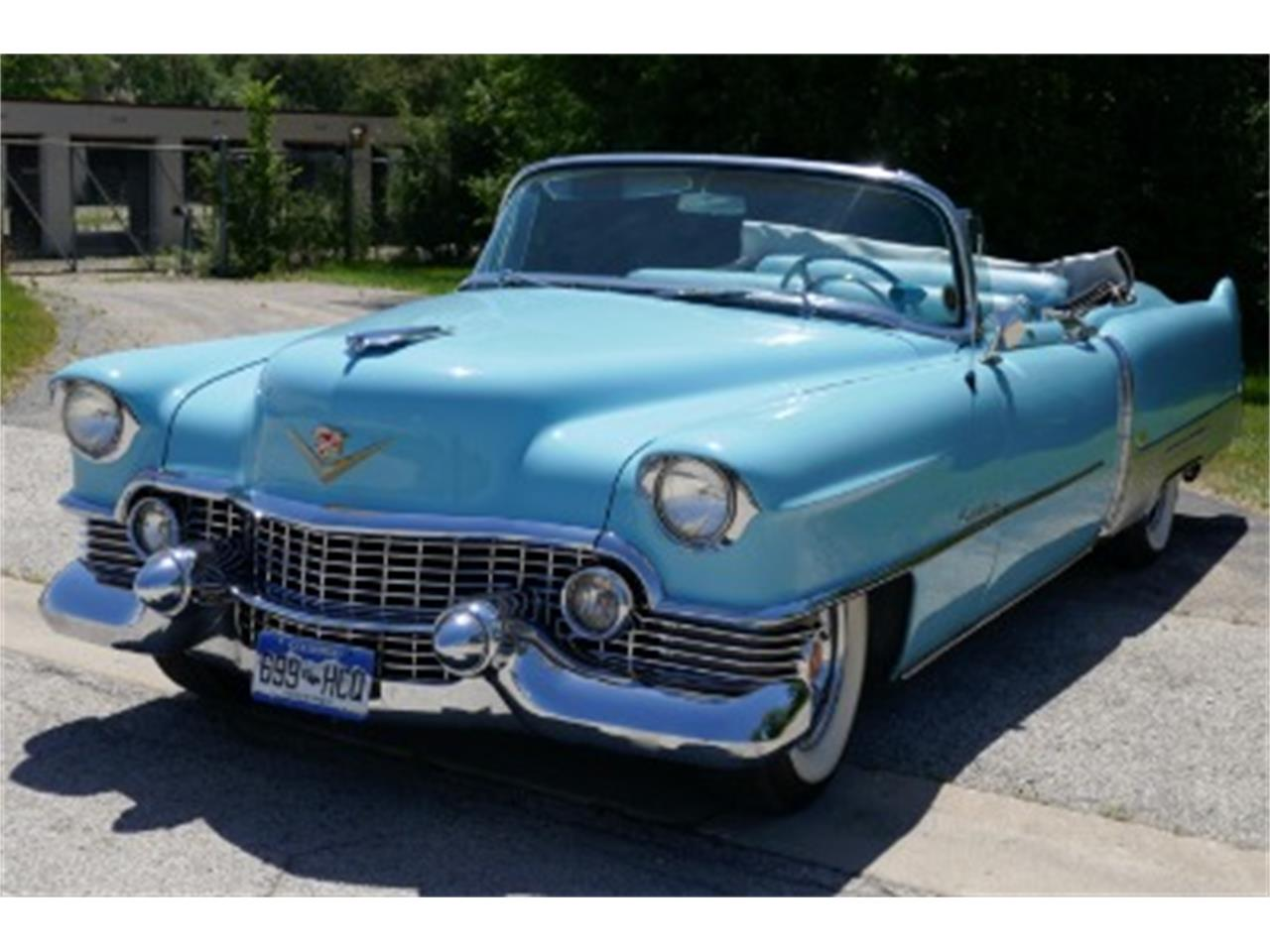 Large Picture of Classic '54 Cadillac Eldorado located in Illinois Offered by North Shore Classics - LTHV