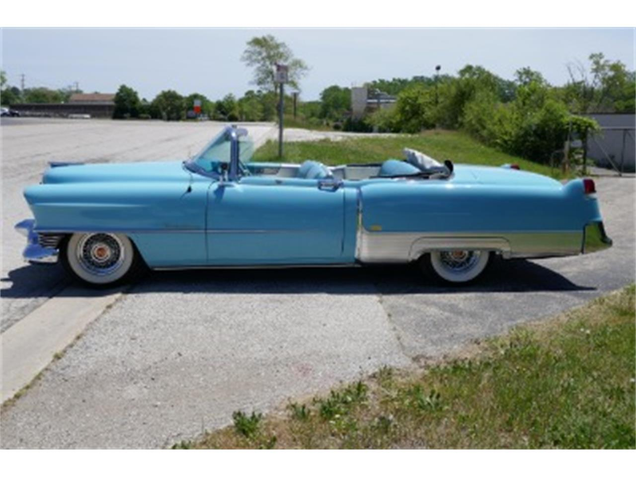 Large Picture of Classic 1954 Cadillac Eldorado located in Illinois - $92,500.00 Offered by North Shore Classics - LTHV